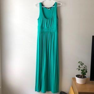 Boden Jade Green Maxi Dress